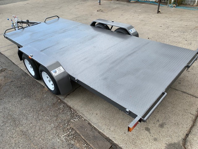 Trailers and Spares service, repair, modify and build any type of car trailer.