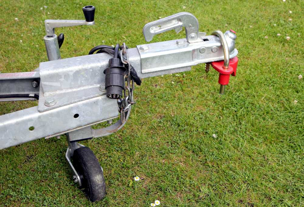 Trailers and Spares service, repair and modify jockey wheels on any type of trailer.