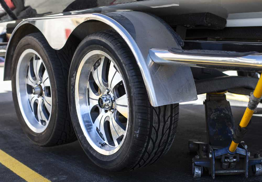 Trailers and Spares service, repair and modify wheels and rims on any type of trailer.
